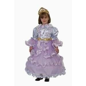 Pretend Lavender Fancy Bride Dress Child Costume Dress Up
