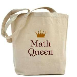 Math Queen Education / occupations Tote Bag by