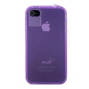 Dok Protective Frosted Back Case Skin for Apple iPhone 4G