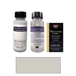 1 Oz. Medium Gray Metallic Paint Bottle Kit for 1983 Buick