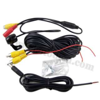 170º wide angle water proof Car Rear View Reverse Backup Color Camera