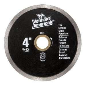 Diamond Blade Sanding Wheel Tile Wet Premium 4 Cont: Home Improvement