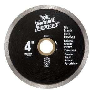 Diamond Blade Sanding Wheel Tile Wet Premium 4 Cont: Home Improvement