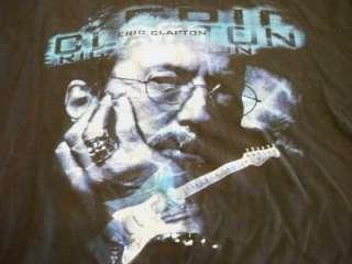 VTG Eric Clapton 1998 Concert T Shirt XL