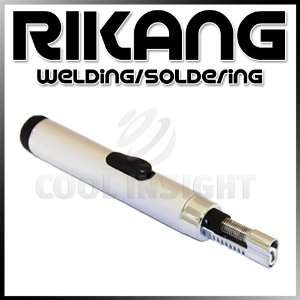 New Rikang 7.5 White Pencil Welding Torch Gas Butane
