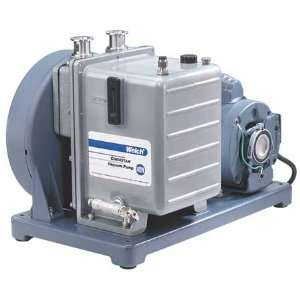 WELCH 1376N 01 Vacuum Pump,1 HP,29.9 In Hg,10.6 CFM