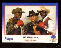 Meldrick Taylor/Pernell Whitaker/Camacho Boxing Card.