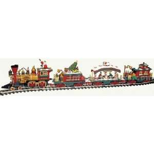 New Bright Large Scale Holiday Express Train Set: Toys & Games