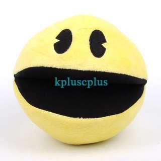 PAC MAN Games Plush Doll Yellow 6