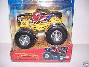 MONSTER JAM NEW AIRBORNE RANGER #38