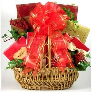Happy Valentines Day Gift Basket  Grocery & Gourmet Food