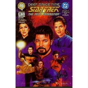 the Next Generation Deep Space Nine #2 (Encounter with The Othersiders