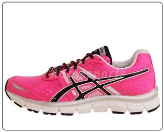 Asics GEL Blur33 Neon Pink Womens Breathable Trainer