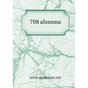 708 alsunna www.akademya.net Books