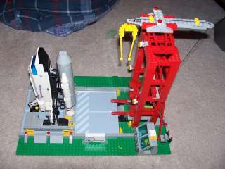 lego space shuttle launch pad 6339 - photo #4