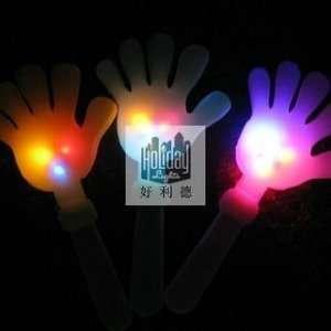 ems led flash hand claps flashing light up novelty toy