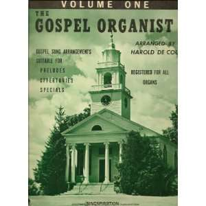 Organ Music Book   The Gospel Organist: Gospel Song