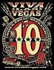 Viva Las Vegas VLV12 Poster Rockabilly Show Vince Ray