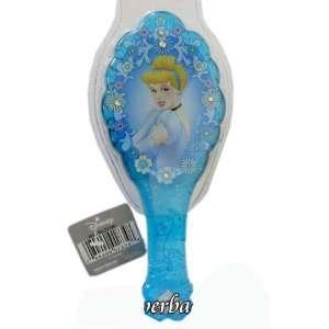 Disney Princess Cinderella Hairbrush   Blue Color.