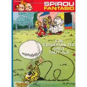 Ein eisgekühlter Gast taut auf (9783551772114) Andre Franquin Books