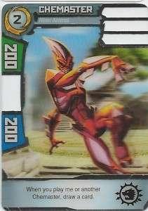 Chemaster Alien Rare Redakai