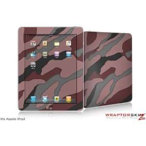 iPad Skin   Camouflage Pink   fits Apple iPad by