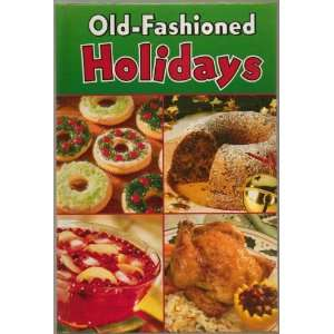 Old Fashioned Holidays, Recipes Cookbook Cook Book   Holiday Punch
