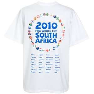 World map south africa on popscreen 2010 world cup south africa t shirt sports outdoors 1925 map gumiabroncs Choice Image