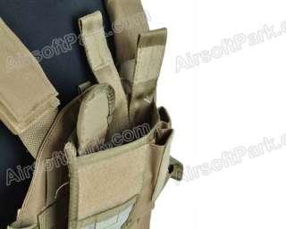Vest 1000d Molle Airsoft Navy Tactical Tan Seals Us l3JcK1TF