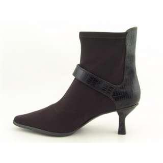 Vaneli Lodi Womens SZ 10 Brown Tmoro Boots Ankle C Wide Shoes