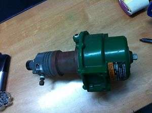 FISHER DIAPHRAGM ACTUATOR 513 W/ VALVE POSITIONER (S17C