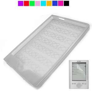 Skin Cover for Sony PRS 600 + Screen Protector (Green) Electronics