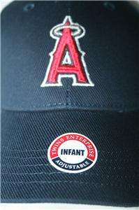 Official LA Anaheim Angels Infant Baby Baseball Cap Hat