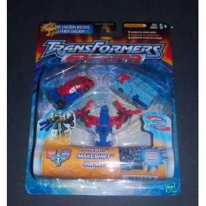 Transformers Armada The Unicron Battles Emergency Mini con
