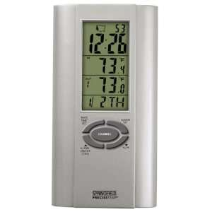Multi Zone Digital Thermometer with Atomic Clock: Home & Kitchen