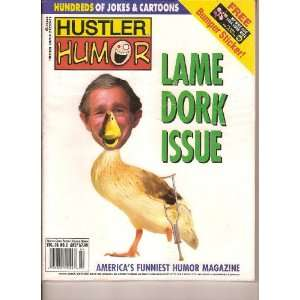 Hustler Humor (Hustler Comix Presents:, Lame Dork Issue): LFP: Books