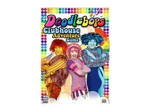 Newegg   The Doodlebops Clubhouse Adventure Game PC Game Sli fi