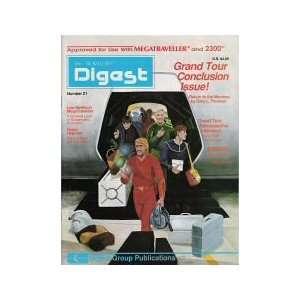 Travellers Digest, Issue 21 (Traveller RPG): Sr. Joe D. Fugate: Books
