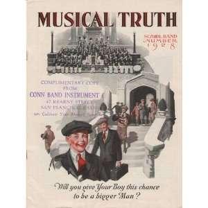 Musical Truth: C.G. Conn Ltd.: Books