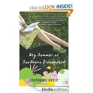 My Summer of Southern Discomfort: Stephanie Gayle:  Kindle