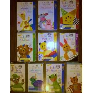 , Baby Shakespeare, Baby Dolittle, Numbers Nursery, Baby Bach, Baby