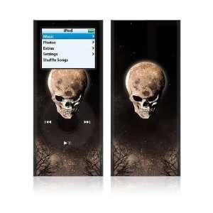 Bad Moon Rising Decorative Skin Decal Sticker for Apple iPod Nano 2G