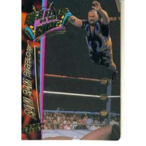 #42  Bam Bam Bigelow (High Flyers of the Ring)