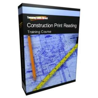Construction Technical Drawing Training Course Book CD