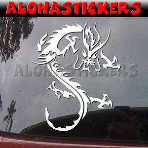TRIBAL CHINESE DRAGON Car Truck Laptop Boat Surf Vinyl Decal Window
