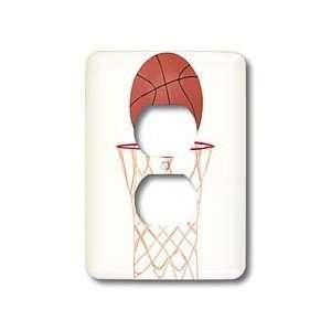 CherylsArt Sports Basketball   Basketball Hoop Net   Light