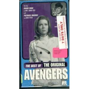 The Best of the Original Avengers   2 episodes   Death at