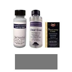 2 Oz. Charcoal Gray Metallic Paint Bottle Kit for 1984