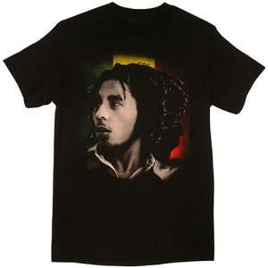 Bob Marley   Away T shirt Everything Else