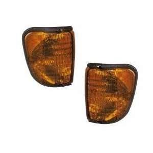 Ford Econoline Van Park/Side Marker Lamps Driver/Passenger